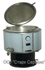 Copper pishchevarochny electric (KPE, KE, KPEM)