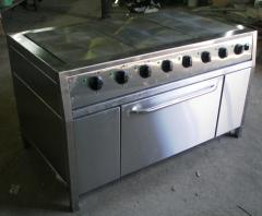 Thermal equipment for catering establishments