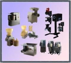 Electromechanical equipment for catering