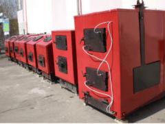 Coppers solid propellant Retra-3M, Retra - 5M; the