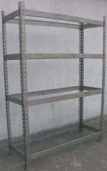 Rayonnages de production