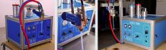 Equipment for molding of polyurethane and