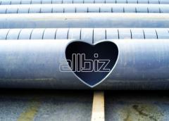 Трубы стальные с двухслойной наружной изоляцией
