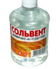 Solvent. Solvent in Ukraine