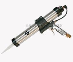 Air gun for sealan