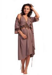 Комплект Сорочка и халат