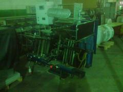 Press printing pozolotny Heydelberg