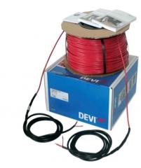 Devi DSIG-20. A heating cable for systems of