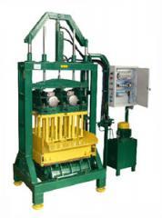 PGV-120U.M vibrating press