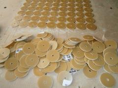 Шайбы стеклотекстолитовые производим  на станках