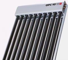 EURONOM.Сонячна панель з вакуумними трубопроводами ExoSol ® LBC