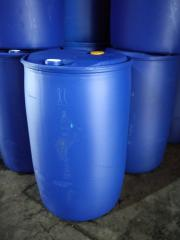 Barrels metal and plastic (productions HENKELL) of