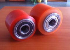 Rollers, wheels