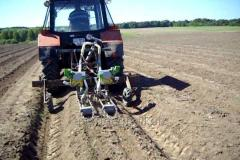 Seeder vegetable CBTB 4-8