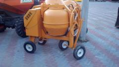 Winget 100T concrete mixer