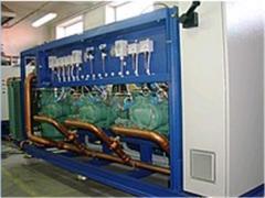 Оборудование для птицефабрики, установки лед-воды,