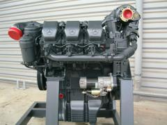 Engines on Mercedes-Benz Actros OM 501LA.II