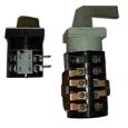 Выключатели-переключатели пакетные серии ПВП