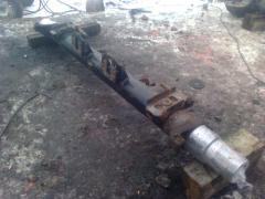 SAF axis (block podshypnik) on the semi-trailer,