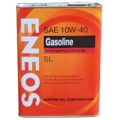 Engine oil semi-synthetic ENEOS 10w40 SL 4L