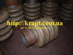 Компенсатори з нержавіючої сталі