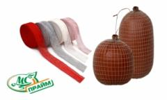 Invólucro de fibra para enchidos
