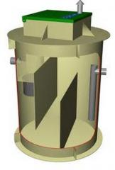 Сепараторы нефтепродуктов BioBox N