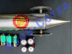 Ракета для запуска сетей под лёд, продажа (цена) в Украине