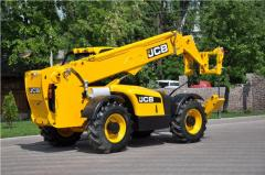 JCB loader telescopic