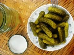 Pickles.
