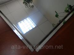 Зеркальные потолочные панели Албес