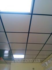 Влагостойкий подвесной потолок