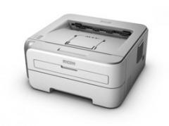 Laser RICOH Aficio SP 1210N monochrome printer