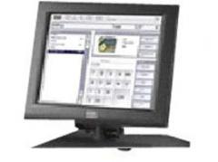 BA 72 and BA 73 POS monitors