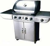 Gas grill of LVA - 7204