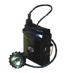 Светильник шахтный СВГ2/1, СВГ2/1М взрывобезопасный головной аккумуляторный  для индивидуального освещения рабочего места в подземных выработках угольных шахт, в том числе опасных по газу и пыли.