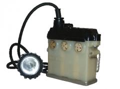 Светильник шахтный СГД5-1 взрывозащищенныи головной для индивидуального освещения рабочего места в подземных выработках угольных шахт, опасных по газу и пыли любой категории