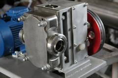 Pumps for viscous liquids B3-ORA-10