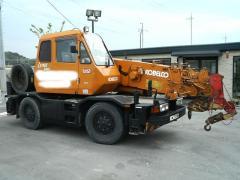 Self-propelled crane KOBELCO RK70