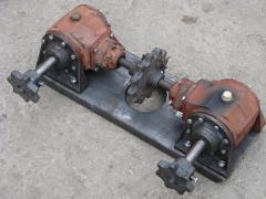 Spare parts for zernoochistitelny equipment,