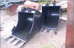 EO 2621-A, EO 2629 excavators production.