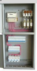 Ящики вводно-учетные ЯВУ 4-203-210.