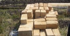 Stone wall - rakushnyak