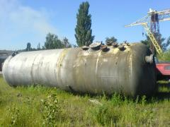 Tank M3, 10 m 3, 02, 50 m 3, 75, 100 m 3 new and