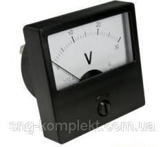 M42301 0-30B (M1001 voltmeter 60 of mm x 60 mm)