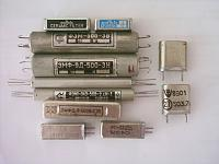 КВАРЦ 500КГЦ,  РГ-02-УД-7-500 КГЦ Резонатор
