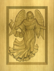 """Icon """"Angel Gabriel"""
