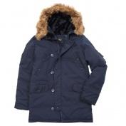 Самая тёплая мужска куртка Аляска от