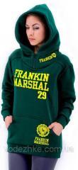 Женский батник Frankin Marshal 29