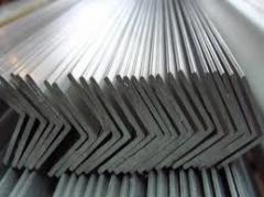 Aluminium corner 120 * 40 * 4 0 HELL HELL 31t